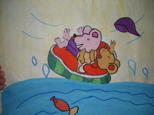 14,《小猪盖房子》中,三只小猪各自盖得什么房子,你最喜欢那只小猪