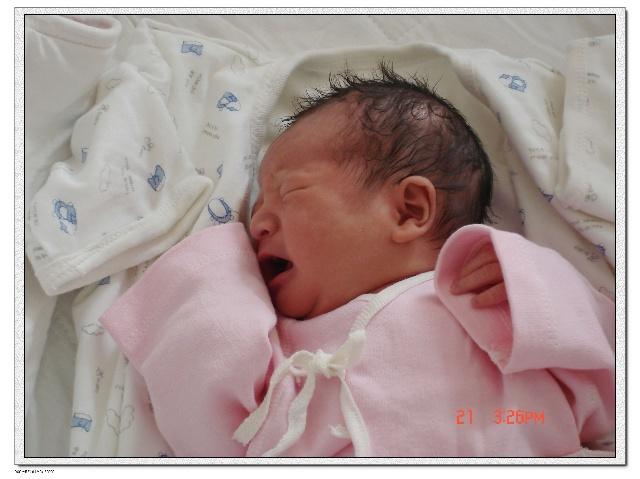 照片整理一:小可爱出生