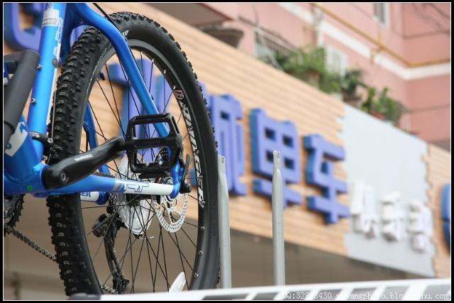 自行车健身活动