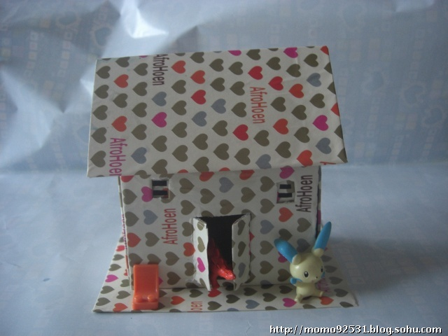 ... 紙房子圖片展示_兒童手工製作紙房子相關圖片下載