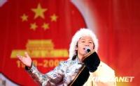 西藏:唱响红歌迎国庆
