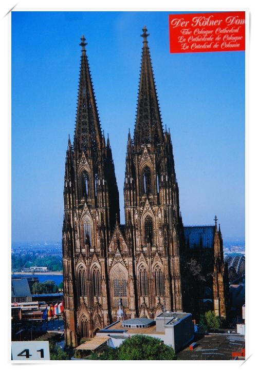 科隆大教堂 全部 科隆大教堂简笔画 科隆大教堂平面图