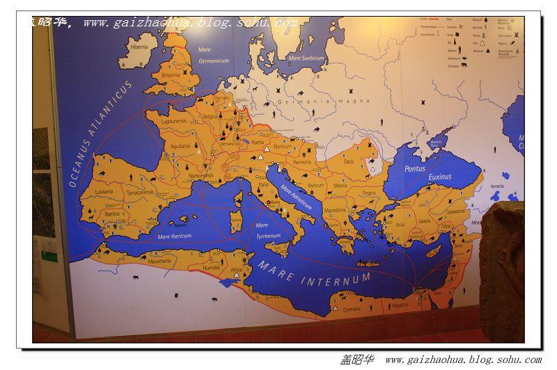 古罗马帝国的欧洲长城长啥样