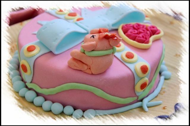 彩泥 蛋糕制作步骤 教程