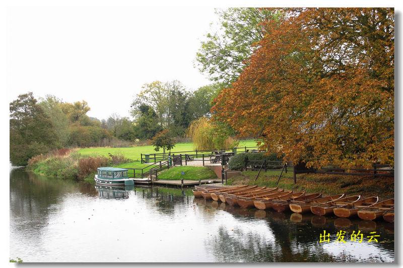 都让人仿佛走进了康斯塔伯的风景画中; 英国杂记 戴德姆 游走在田园
