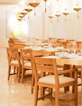 恬静用餐的英国小餐馆:NOPI Soho