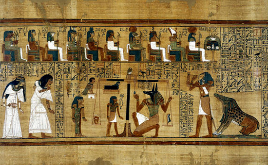 风崇拜与古埃及的宗教信仰