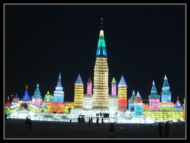 世界风景,汇集冰城,琉光异彩!