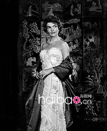 杰奎琳 肯尼迪 Jacqueline Kennedy 大众心中最美的美国 第一夫人