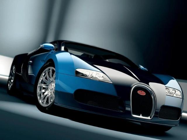 全球最贵的跑车—布加迪威龙
