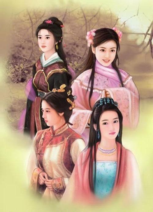谁是中国古代真正的四大美女?