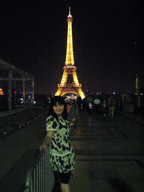 近年来巴黎市政府对铁塔进行了大的维修