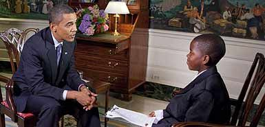 interview barack obama