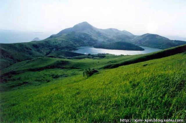 福建大嵛山岛位于霞浦东北海域,距离三沙古镇港5海里,是闽东最大的