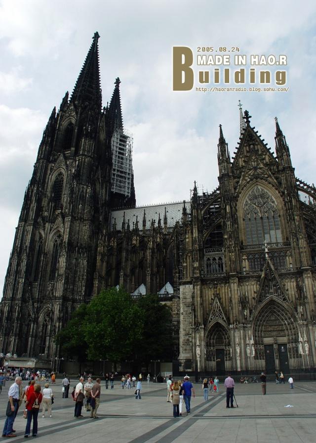 德国城市的休闲之都 科隆