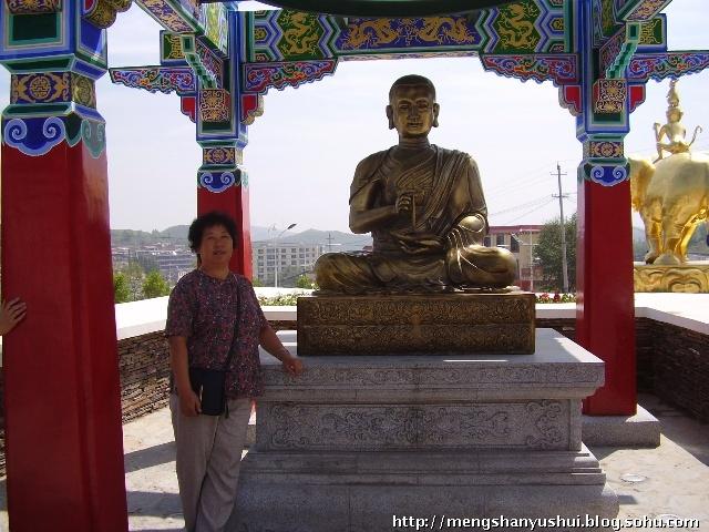 西行记(9)青海省塔尔寺