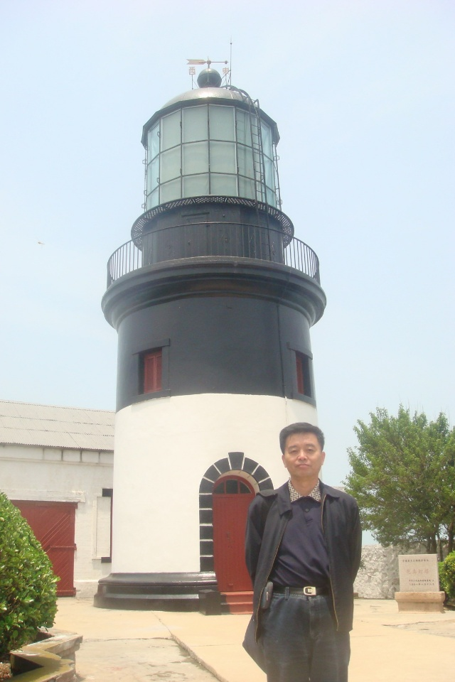 该灯塔是卫护长江口的三大灯塔之一
