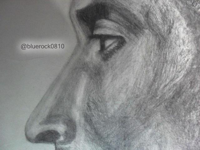 科比铅笔画图片手绘
