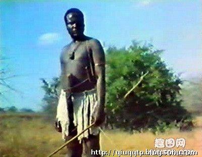 惊!非洲象族人长的和大象一样 我爱三国5iSan