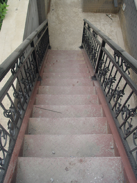 楼梯 450_600 竖版 竖屏