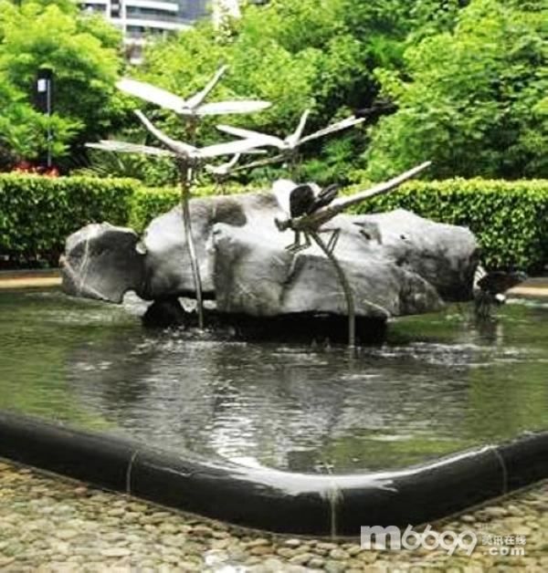 深圳中信红树湾景观设计