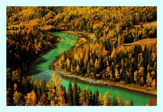 古老的生命之河塔里木河