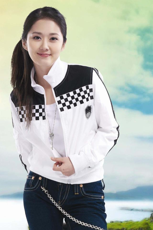韩国明星演员张娜拉,图片欣赏【转】