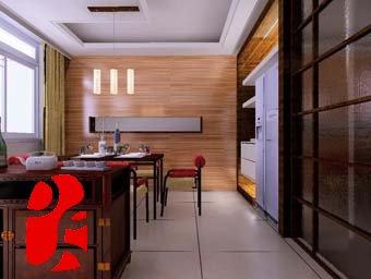 1、厨房台面少用花岗岩-中式装修设计健康主旨 一