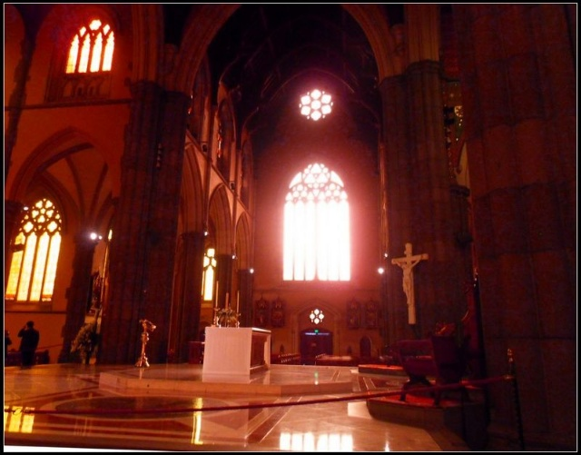 澳大利亚:圣派翠克大教堂