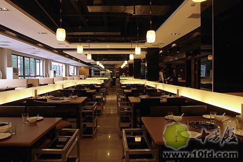 餐饮连锁装修设计--鱼林港火锅店