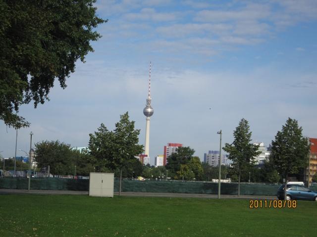 感受东西柏林之差别 (欧洲旅游散记之02)