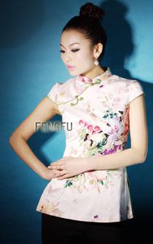 旗袍始终是中国人难以割舍的情结,它所承载的,远不止是简单的民图片
